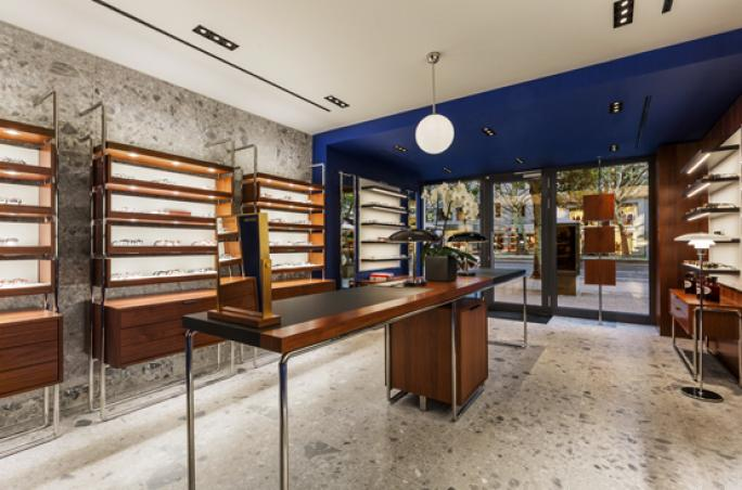 Oliver Peoples: Erster Store in Berlin