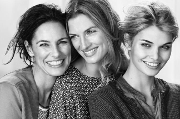 Olsen mit drei neuen Kampagnengesichtern