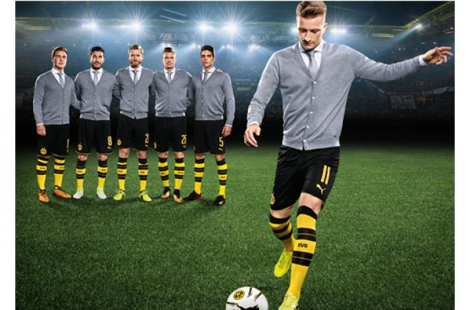 Olymp bleibt Produktpartner der Borussia Dortmund