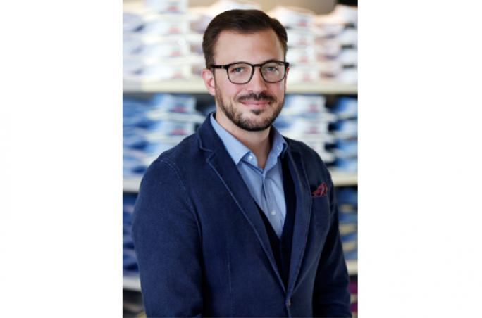 Olymp: Mario Zimmermann ist neuer Verkaufsleiter Nord