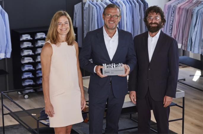 Olymp erhält Men's Health Style Award