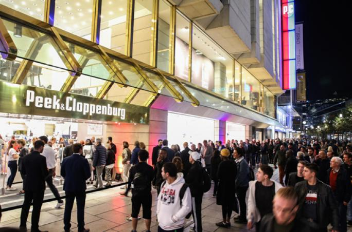 P&C feiert 30-jähriges Jubiläum in Frankfurt