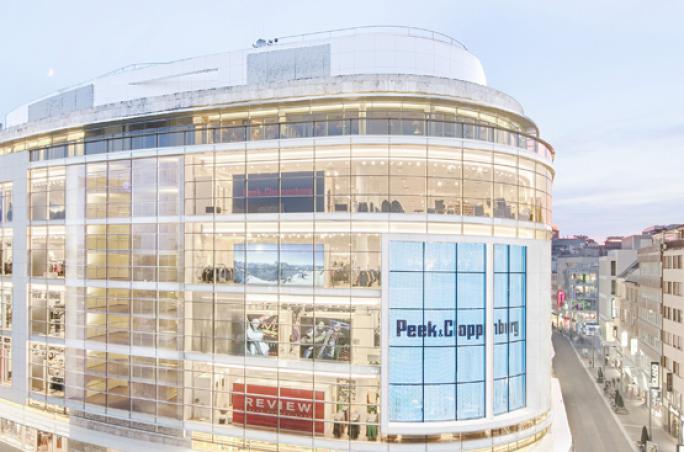 Peek & Cloppenburg mit neuem Shop-Konzept