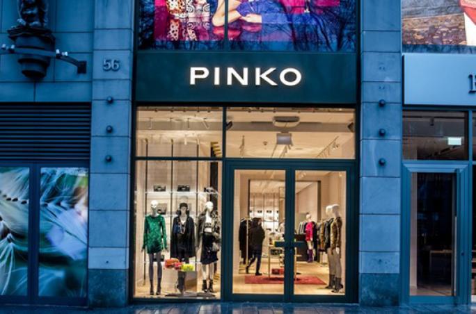 Pinko: Store Eröffnung im Sevens