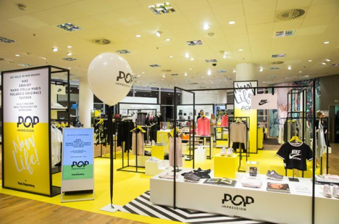 P&C feiert neues Pop-up Konzept in Düsseldorf