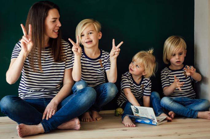 Pure London präsentiert neuen Kids Sektor