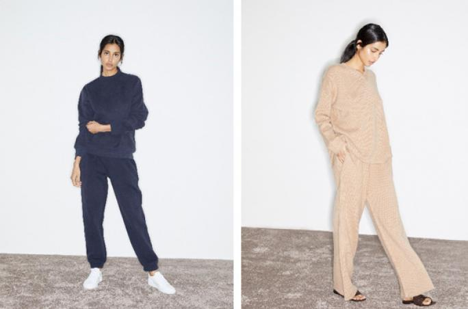 Raey: Loungewear für die Home Office-Tage