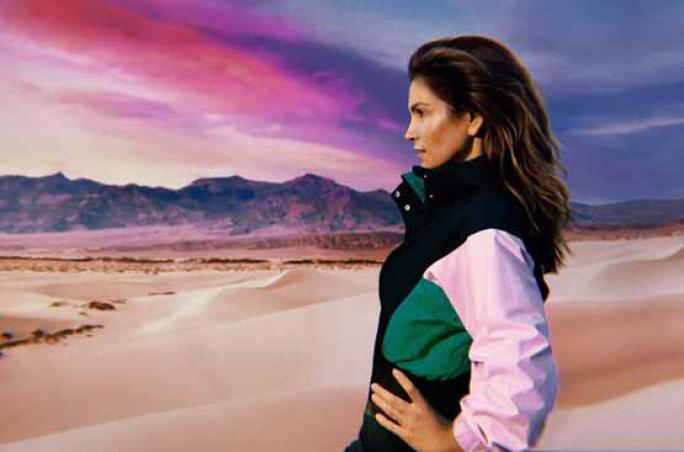 Reserved x Cindy Crawford: Spring/Summer Campagne 2018