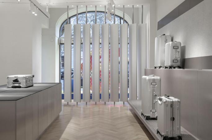 Rimowa eröffnet ersten Store in Berlin
