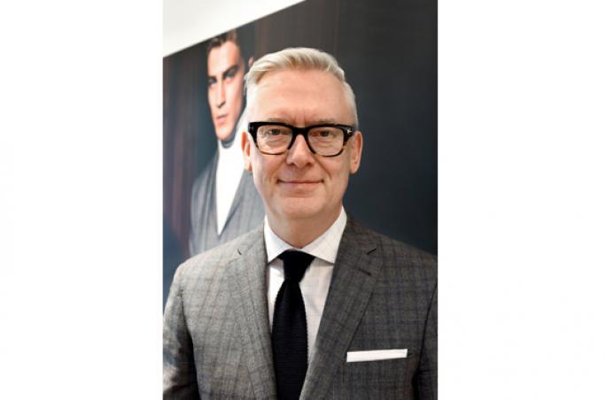 Roy Robson auf der Premium Berlin