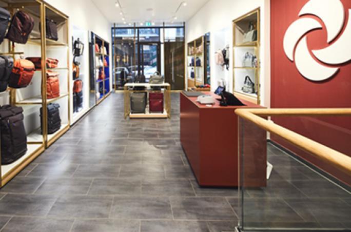 Samsonite eröffnet Store in Hamburg