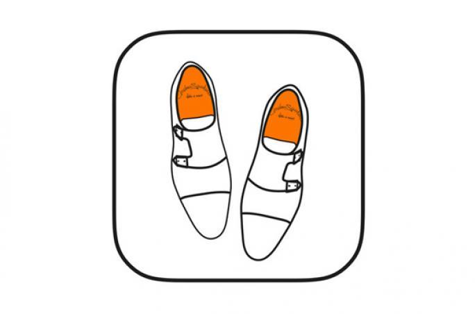 Santoni -Neue App für Schuhliebhaber
