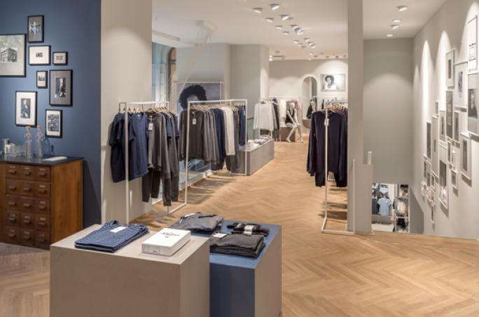 Schiesser: Neuer Store am Ku'damm