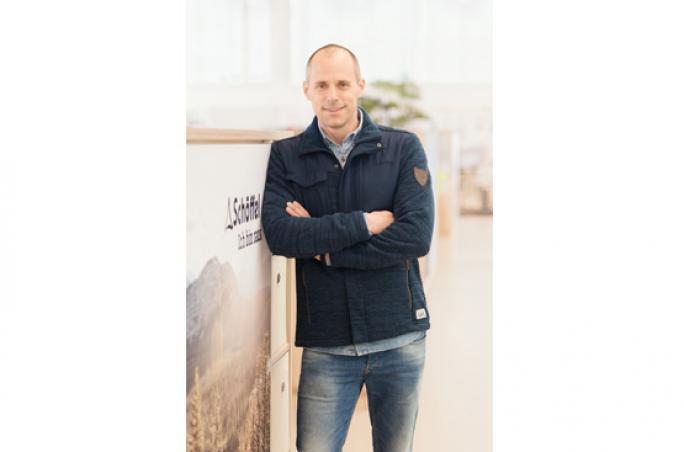 Schöffel: Patrick Schmollinger ist neuer Country Manager Deutschland