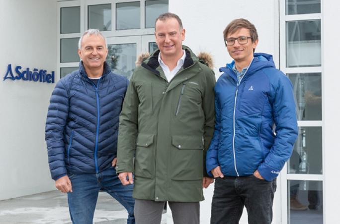 Schöffel: Neue Geschäftsleitung