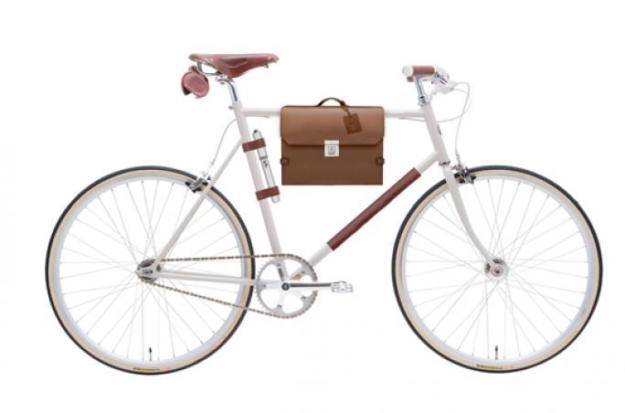 Serapian und Tokyobike erfinden das Rad neu