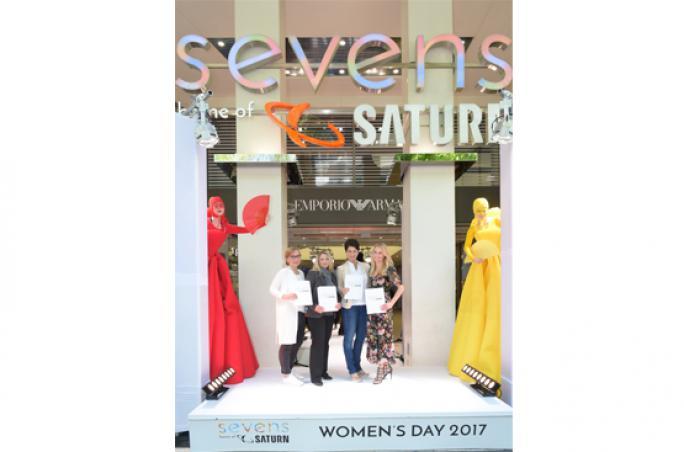 Sevens feiert Logo-Enthüllung
