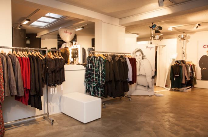 Sheego präsentiert Pop-up Store in Hamburg