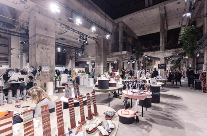 Show&Order,  Berliner Fashion Week, Verena Malta