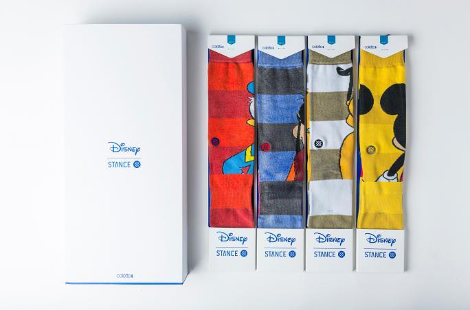 Disney x Colette x Stance