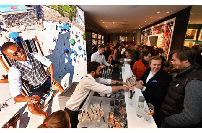 Suitsupply eröffnet Store in München