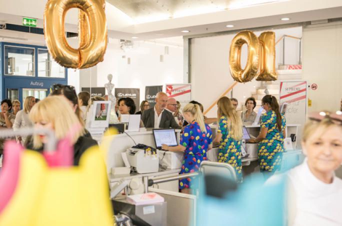 Supreme Women & Men München feiert 10-jähriges Jubiläum