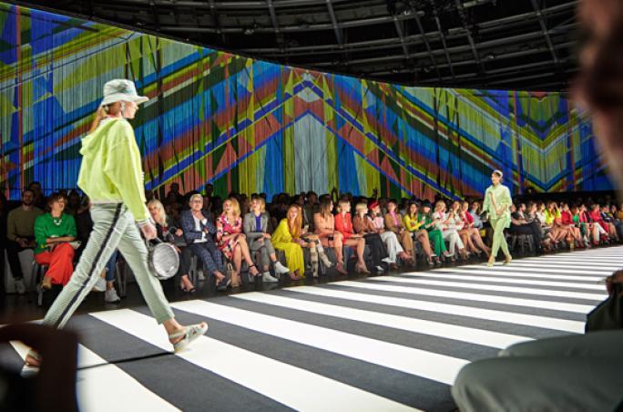 Textil + Mode verkündet Umsatzanstieg in der Modeindustrie