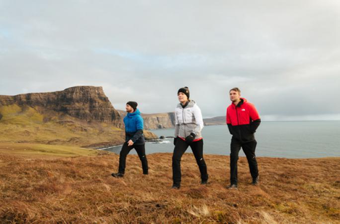 The North Face: Relaunch der Apex Flex Jacke
