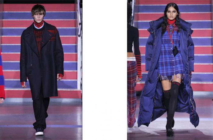 Tommy Hilfiger: 'Rockcircus' in London
