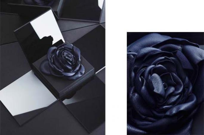 Tsatsas designt Rose aus Leder