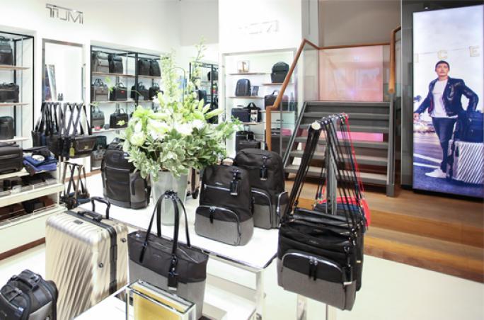 Tumi: Store Eröffnung in Düsseldorf