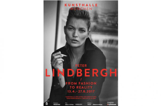 Peter Lindbergh , From Fashion to Reality,  Kunsthalle München ,  Ludwig Beck , Thierry-Maxime Loriot