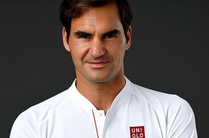 Uniqlo ernennt Roger Federer zum neuen globalen Botschafter
