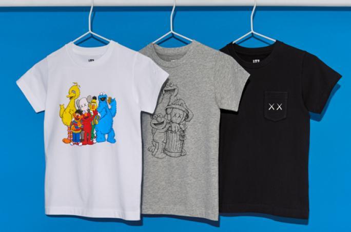 Uniqlo designt zweite Sesame Street Kollektion