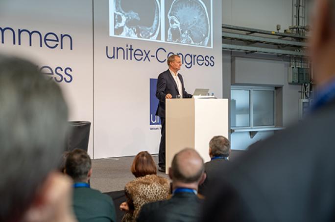 Unitex-Kongress 2019 in Ulm