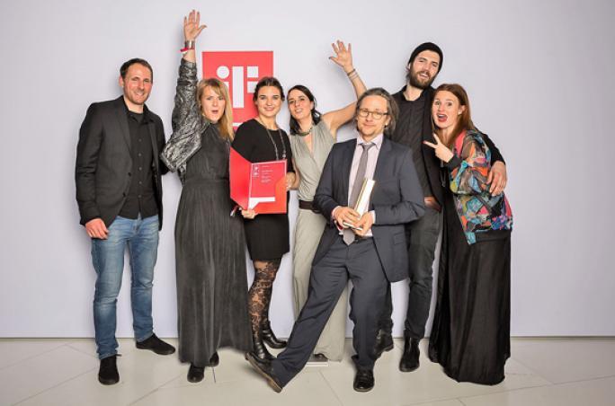 Vaude gewinnt If Design Award