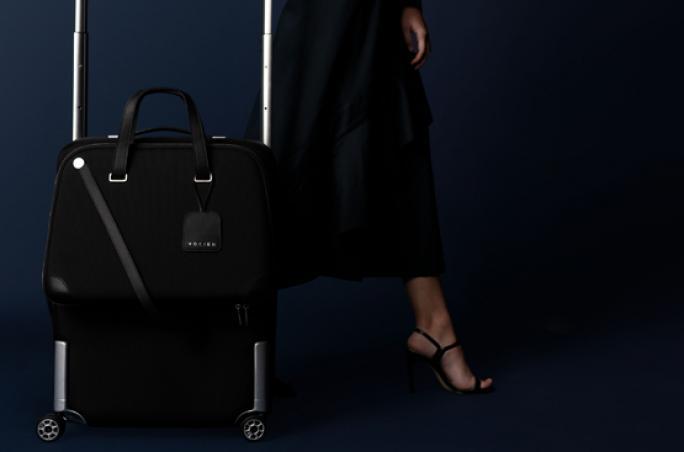 Vocier lanciert konfigurierbares Gepäcksystem