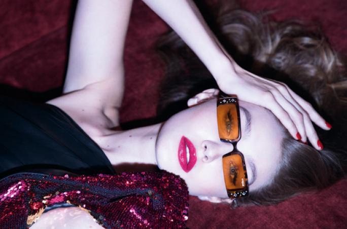 Vogue Eyewear: Dritte Kooperation mit Gigi Hadid
