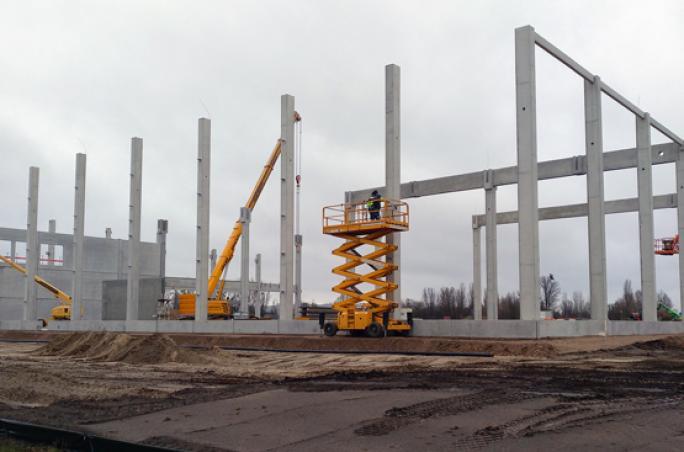 Wardow bekommt neues Logistikzentrum
