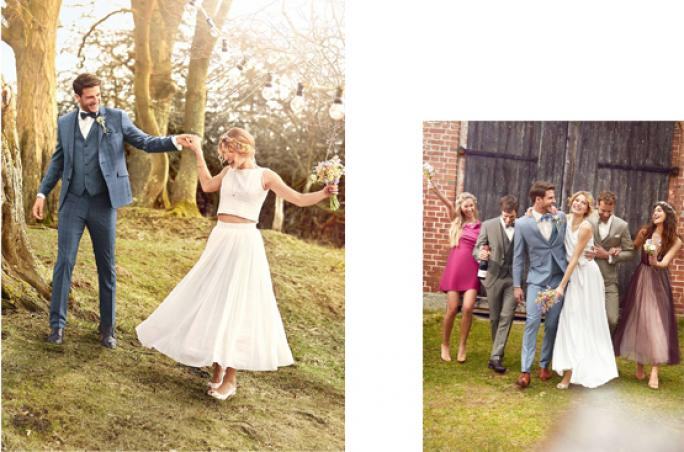 Wilvorst: Green Wedding Kollektion
