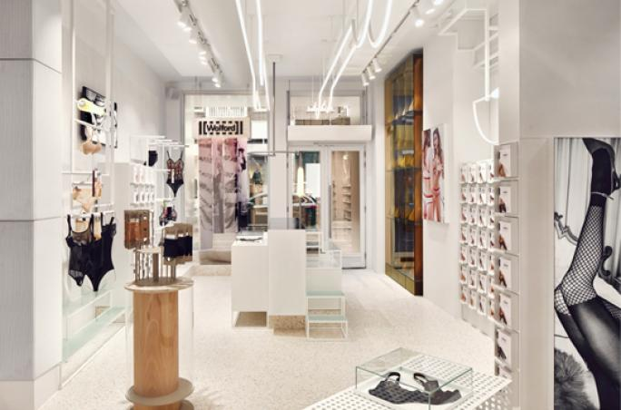 Wolford: Neues Store-Konzept in Amsterdam