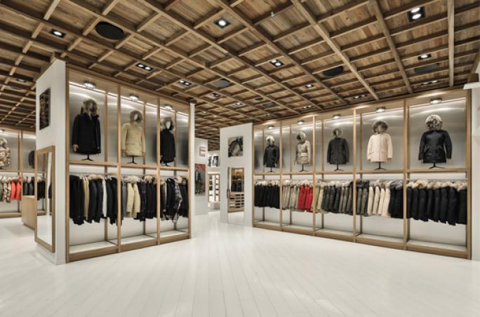 Woolrich expandiert weiter in Deutschland