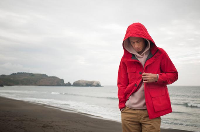 Woolrich: Redesign der GTX Mountain Jacket