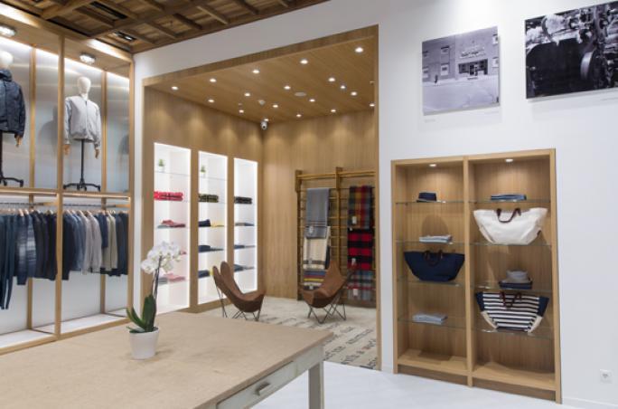 Woolrich John Rich & Bros. eröffnet Store in Stuttgart