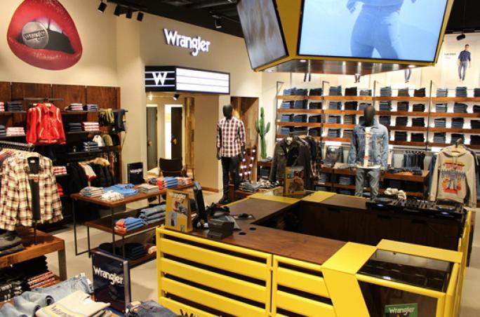 Wrangler: Erster Flagship Store in Berlin