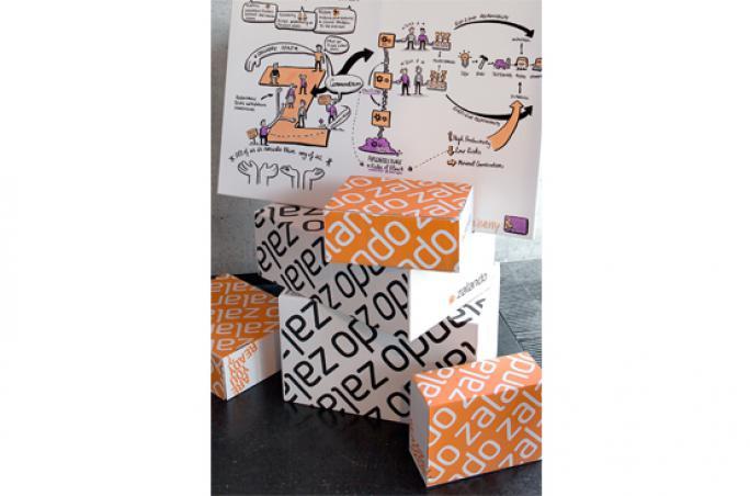 Zalando führt TXT-Retail ein und arbeitet mit schuhe.de zusammen