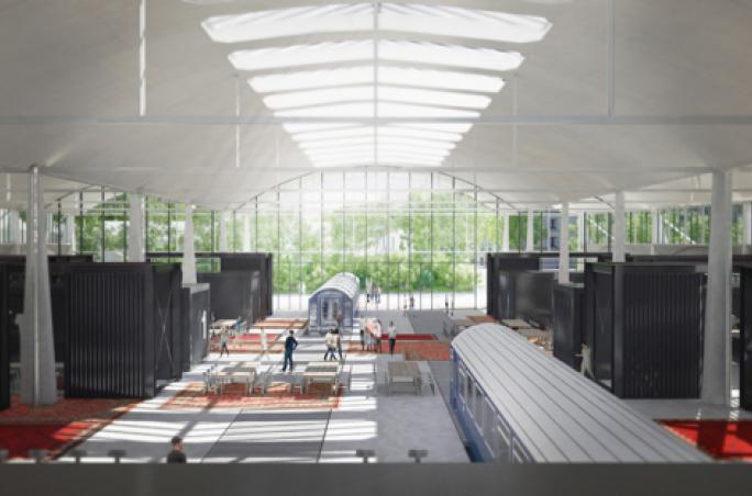 Vente-Priveé,  Jacques-Antoine Granjon , Start-up-Campus Station F,  IT-Schmiede 42  Emmanuel Carli,