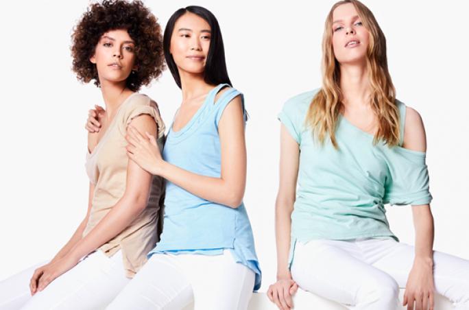 Benetton färbt T-Shirts mit mineralischen Pigmenten