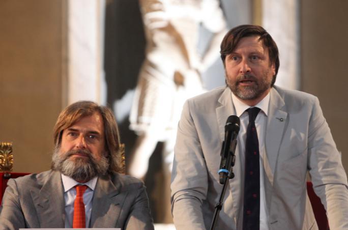 Claudio Marenzi, Pitti Immagine, Andrea Cavicchi, Herno, Sistema Moda Italia, Ente Moda Italia, Centro di Firenze per la Moda Italiana