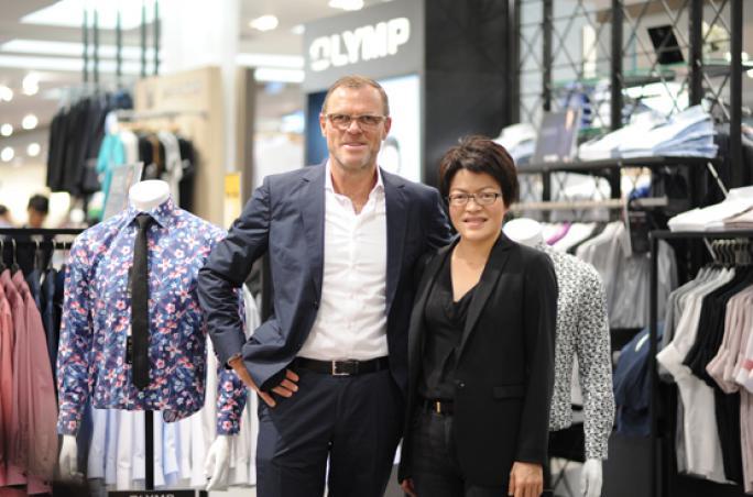 Olymp erweitert Vertrieb in Südostasien